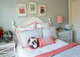 tween bedroom themes cream wooden picture frame mounted to the
