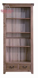 Narrow Wooden Bookcase by New Design Large Bookcase Oak Wood Bookrack Wooden Bookcase Buy