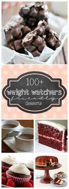 100 weight watcher friendly desserts something swanky