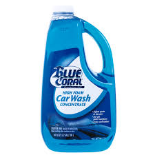 3m Foaming Car Interior Cleaner Blue Coral 64 Oz High Foam Car Wash Wc107g Car Wash Ace Hardware