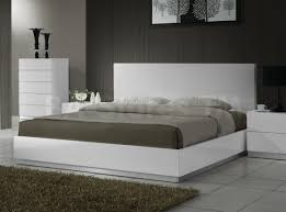 Modern Real Wood Bedroom Furniture Modern Platform Bed Wood