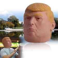 Donald Trump Halloween Costume Aliexpress Com Buy 1pc Donald Trump Halloween Mask Billionaire