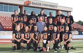 baker university 2017 18 football