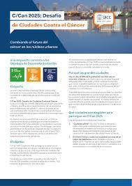 Challenge Para Que Es C Can 2025 City Cancer Challenge Uicc