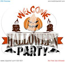 vectorof fall halloween background clip art free halloween party group stock photography image 34206872 halloween