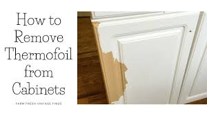 ikea kitchen cabinet doors peeling how to remove thermofoil from cabinets