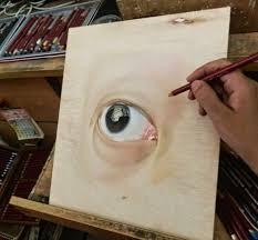 artwork on wood ivan hoo s confusing superrealistic artwork on wood jumi