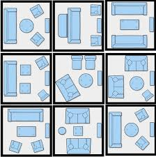 arranging small living room how to efficiently arrange the furniture in a small living room