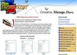 Resume Creator Online by 5 Best Tools To Create Professional Resumes Online For Free Tech