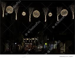 christmas lights london bond street stock picture i1529417 at