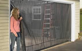 Screen Kits For Porch by Door Screened In Porch Beautiful Sliding Garage Door Screen Wood
