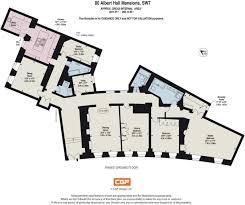 4 bedroom flat for sale in albert hall mansions kensington gore