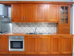 All Wood Kitchen Cabinets Pretentious  Shaker Look At The Cute - Kitchen cabinets wooden