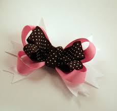 how to make girl bows hair bows motherhood craftiness other lovely things mrs priss