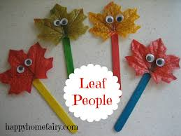leafy things happy home fairy