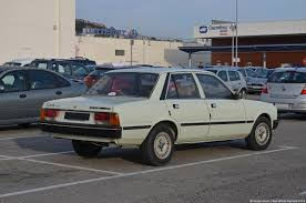 peugeot 505 peugeot 505 3 ran when parked