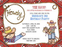 cowboy invitation template all the best invitation in 2017