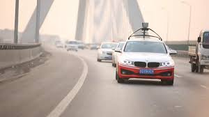 self driving car google waymo competitor baidu prepares to send its self driving