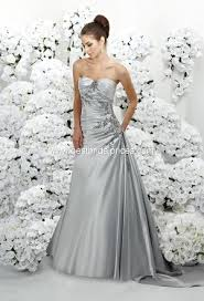 silver wedding dress wedding dress quotspacequot light silver gray colored bridal gown