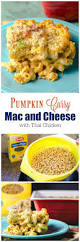 Thai Red Pumpkin Curry Recipe by Pumpkin Curry Mac And Cheese With Thai Chicken Flavor Mosaic