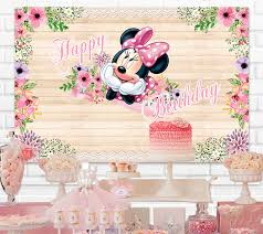 minnie mouse birthday boho chic minnie mouse backdrop philodesignz