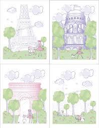 Prints For Kids Rooms by 122 Best Oh La La Paris Themed Nursery Images On Pinterest