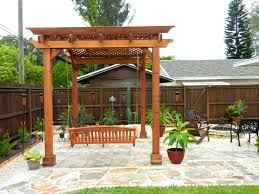 swing pergola bedroom drop dead gorgeous pergola designs swing variations