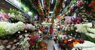 artificial flowers wholesale artificial flower showroom yiwu china 1