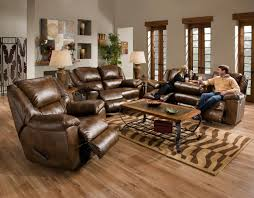 living room living room furniture brown faux leather sectional