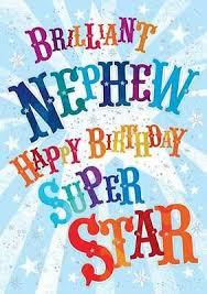 birthday cards for nephew birthday card nephew design square size 5 25 x 4 25 gh0639