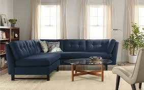 Living Rooms With Blue Couches by Blue Living Room Furniture Zamp Co