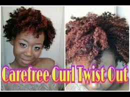 48 natural hair care free curl twist out youtube