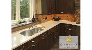 comptoir de cuisine sur mesure granite ou quartz cuisiversions cuisines et salles de bain
