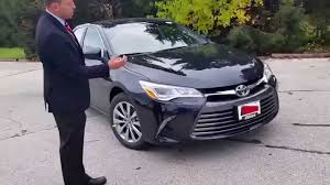 2015 Camry Le Interior New 2015 Toyota Camry Xle Andrew Toyota Scion Milwaukee Wi