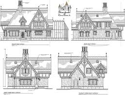 large cottage house plans storybook house plans modern cottage floor dibley elevations small