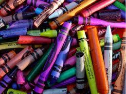 7 creative crayon crafts for home decor home u0026 garden design