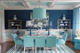 beach house dining room by mabley handler sagamore bay
