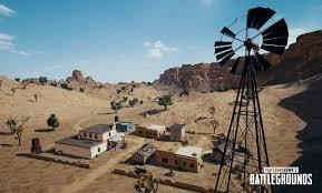 pubg gameplay here s new gameplay of the pubg desert map joyscribe