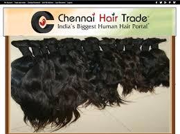 hair trade chennai hair trade india s human hair portal
