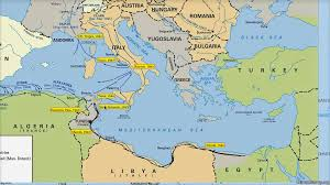 Map Of Benghazi 1942 Tide Turning In World War Ii In Europe Video Khan Academy