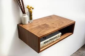 Wooden Bedside Bookcase Shelving Display Shelves Fabulous Home Depot Floating Shelf Walnut Wall