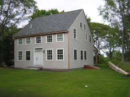 New England Style Home Plans Modern Post And Beam House Plans T00232 Bayberr Hahnow