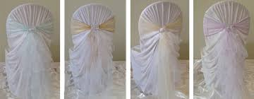 how to make wedding chair covers wedding chair covers and chair cover hire sydney and central coast