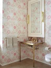 Bathroom Wallpaper Modern - 18 tips for rocking bathroom wallpaper