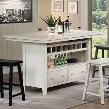 wooden kitchen island table august grove carrolltown wood kitchen island reviews wayfair