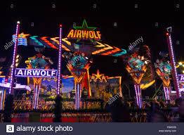 uk 19 november 2015 airwolf fairground ride hyde park