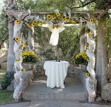 sunflower wedding ideas beautiful flowers and unique sunflower wedding decorating ideas