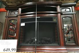 electric fireplace tv stands costco fireplace ideas