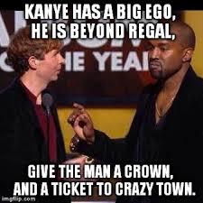 Big Ego Meme - beck imma let you finish kanye imgflip