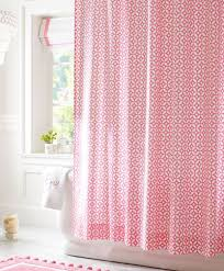 Petal Pink Curtains Petal Dot Shower Curtain Pink Cause I M A Girly